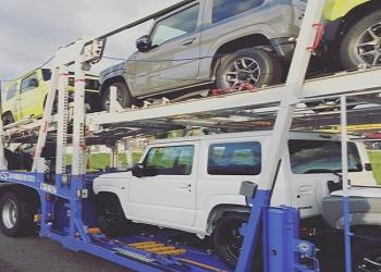 Suzuki Jimny Starts Reaching To The Dealers