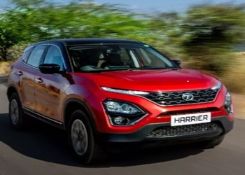 Bookings Of BS-VI Tata Harrier Starts Ahead Of Its Launch At Auto Expo 2020