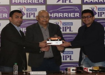 Tata Harrier To Be The Official Partner Of VIVO IPL 2019