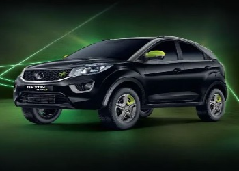 Tata Motors Launches Kraz Edition Of Nexon To Commemorate Its One Year