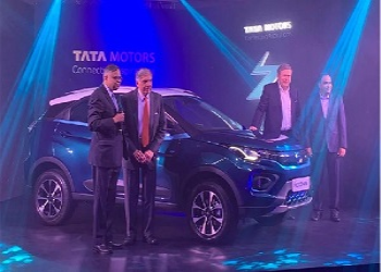 Tata Nexon EV Launched With The Price Tag of Rs. 13.99 Lakh