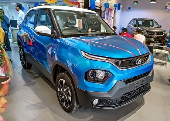 Tata Punch Starts Its Journey in India, Prices Start From Rs 5.49 Lakh