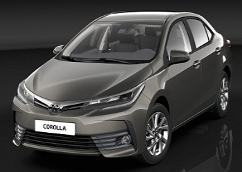 Toyota Corolla Altis 2017 to launch next year in India