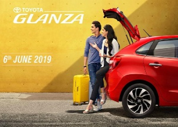 Toyota Glanza: Landing On June 6, 2019, Launch Confirmed By Toyota