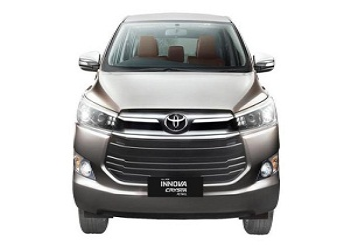 Toyota Innova Crysta Petrol variant launched in India