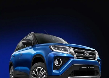 Toyota Urban Cruiser Launched With The Price Tag Of Rs. 8.40 Lakh