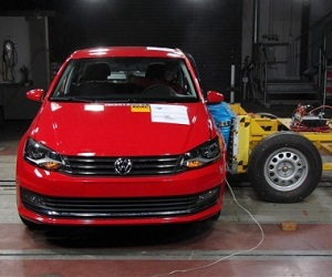 India made Volkswagen Vento scores 5 star rating in Latin NCAP test