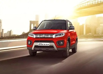 MSIL to boost the production of Vitara Brezza