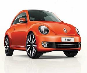 Brochure of Volkswagen Beetle 2016 cracked in cyber world