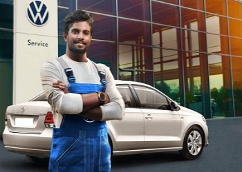 Monsoon Car Care Service Campaign Initiated by Volkswagen