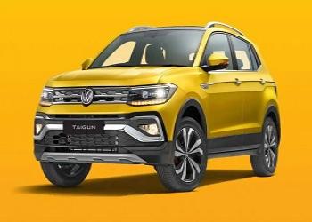 Volkswagen Taigun Arrives Dealerships, Launch In September