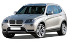 Upgraded BMW X3 to be launched on August 28, 2014