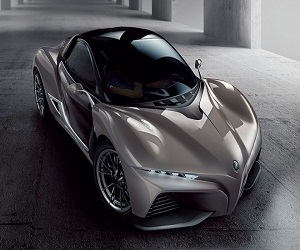 Tokyo Motor Show 2015: Yamaha Showcases its Concept Car Sports Ride